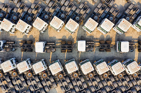 aerial-photography-of-parked-trucks-3245