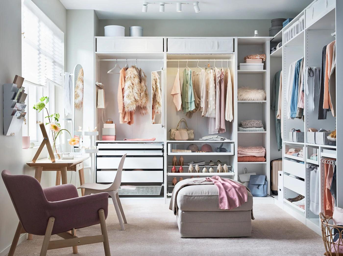 IKEA Closet