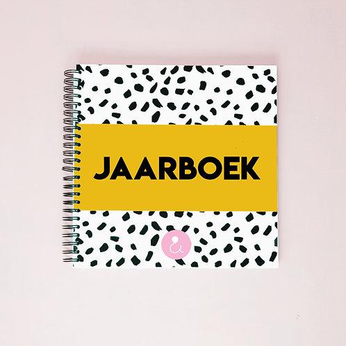 Jaarboek - Okergeel