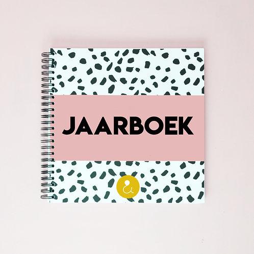Jaarboek - Roze