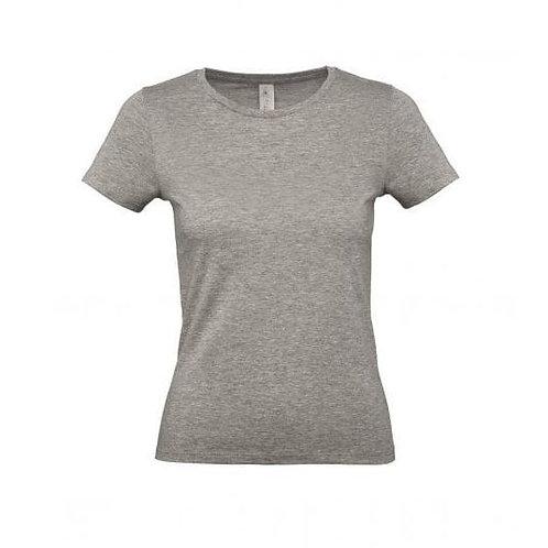 T-shirt dames - tekst naar keuze