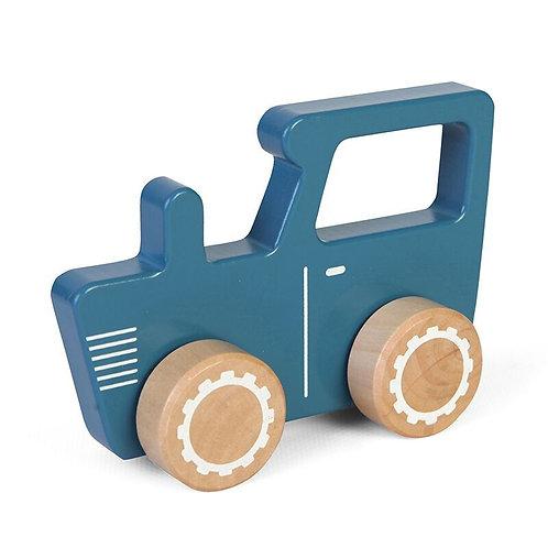 Little Dutch - Tractor blauw