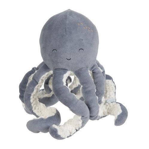 Octopus - Blue - Little Dutch