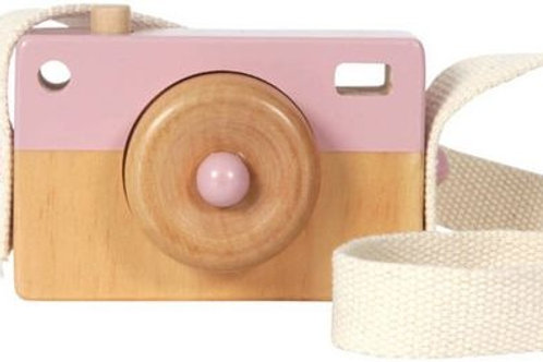 Houten camera Pink - Little Dutch
