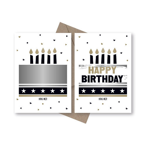 Kraslot Happy Birthday