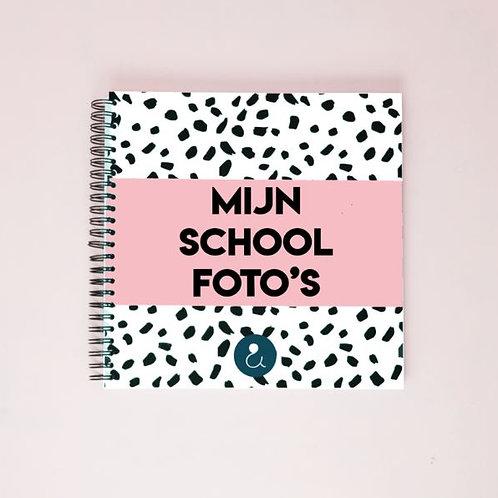 Mijn schoolfoto's - Roze