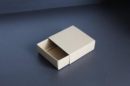 Schuifdoosje vierkant (per10)