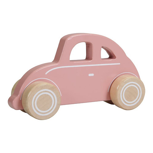 Little Dutch - Auto Pink - NIEUW
