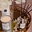 Thumbnail: NJ Living Mamaste Natural Wax Candle in Lavender and Geranium