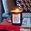 Thumbnail: NJ Living Fresh Outta F*?ks Natural Wax Candle - Sea Salt & Oakmoss