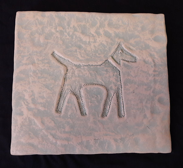 Dog Plaque