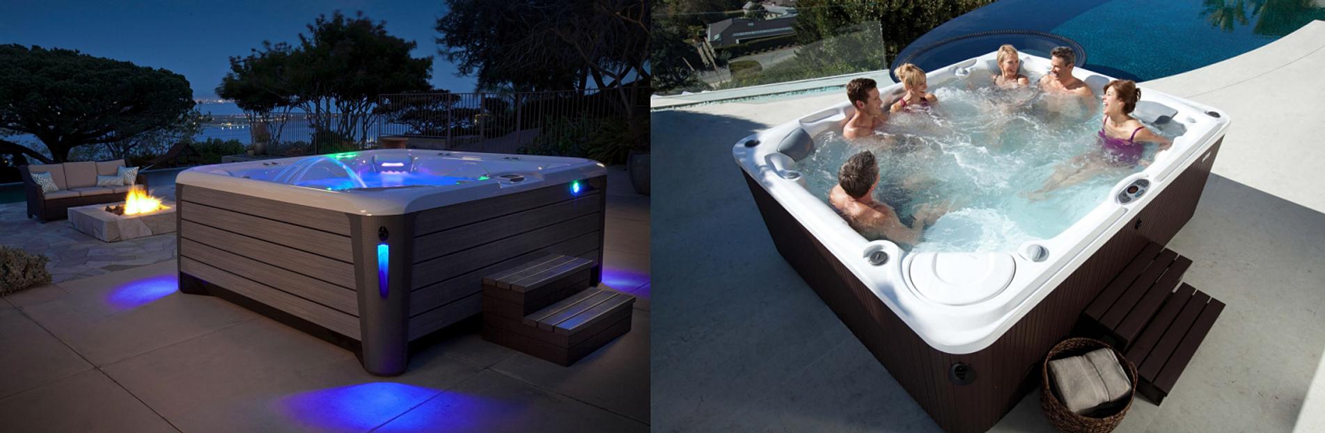 whirlpools von hot spring hotspring. Black Bedroom Furniture Sets. Home Design Ideas