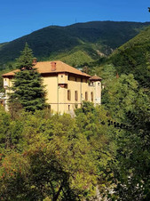 Castello Spinola a Isola del Cantone