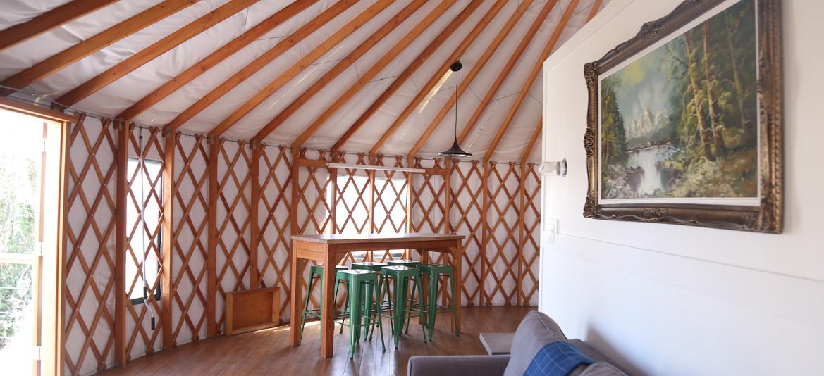2 Bedroom Yurt