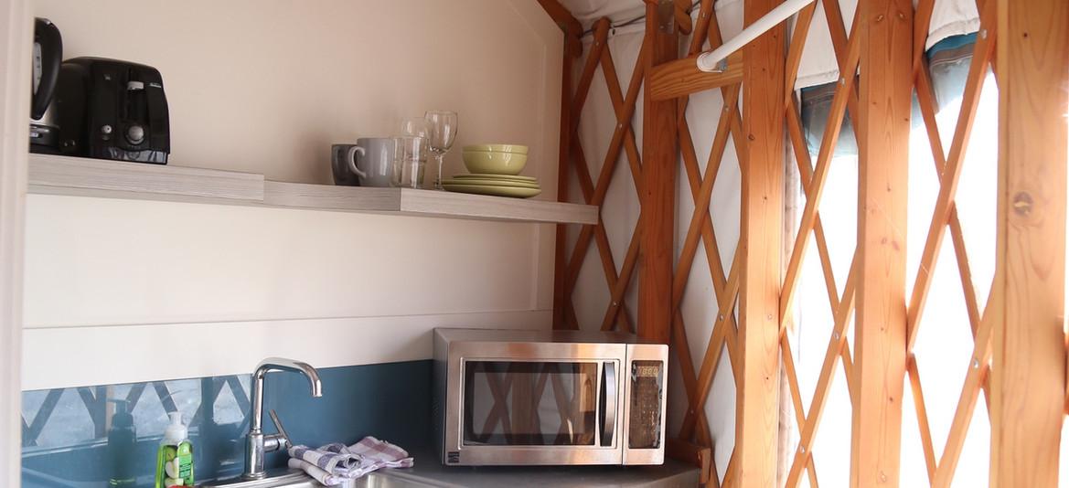 studio yurt
