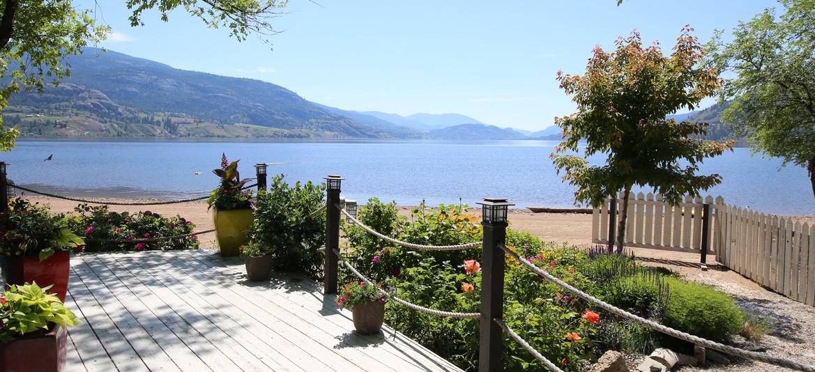 Gordy's Beach House view