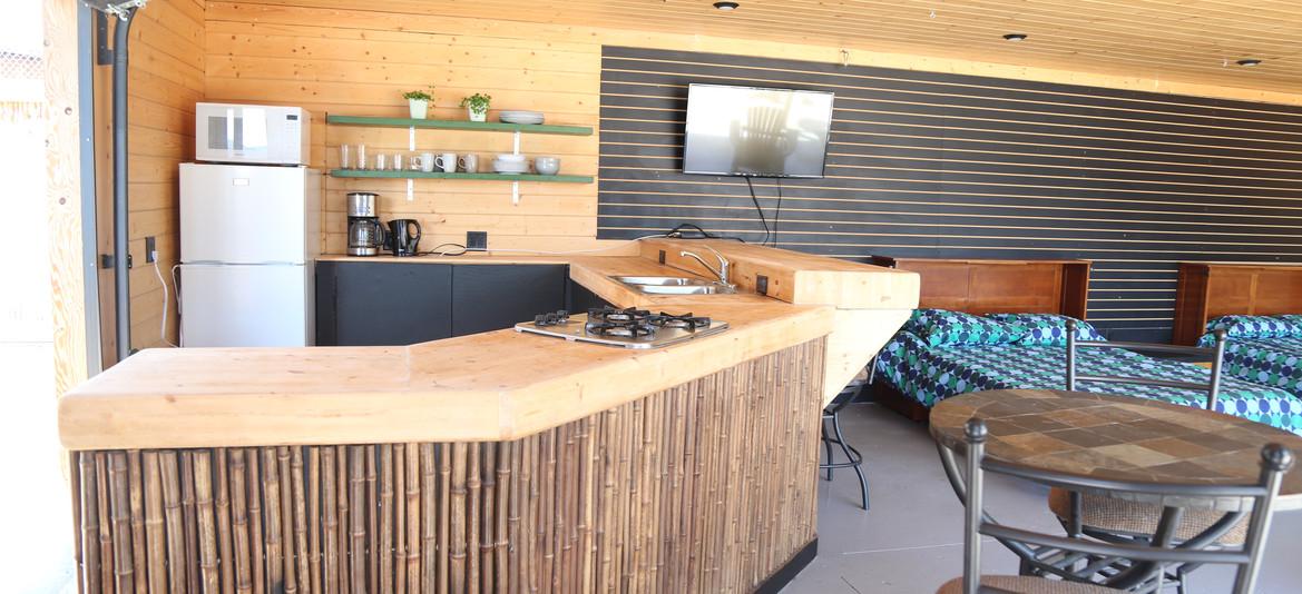 Scotty's Beach House Kitchen