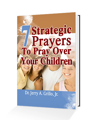 7 Strategic Prayers To Pray Over Your Children