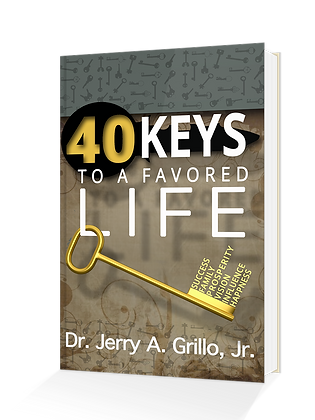 40 Keys To A Favored Lifestyle