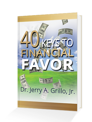 40 Keys To Financial Favor