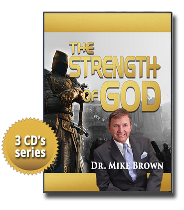 Unlimited Conference: Strength of God