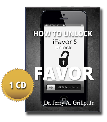 How To Unlock Favor
