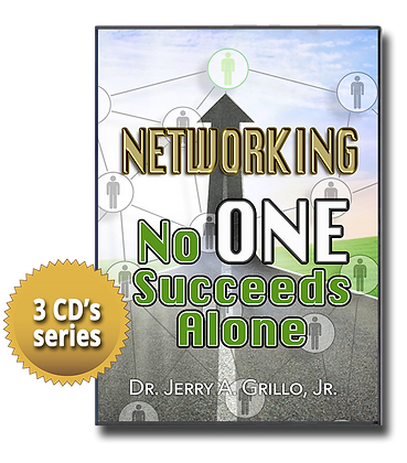 Networking: No One Succeeds Alone