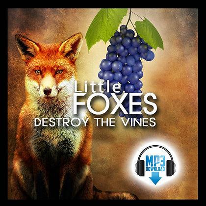 Little Foxes Destroy The Vines