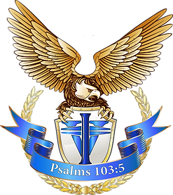 Eagles ministy logo of Favor Life Church
