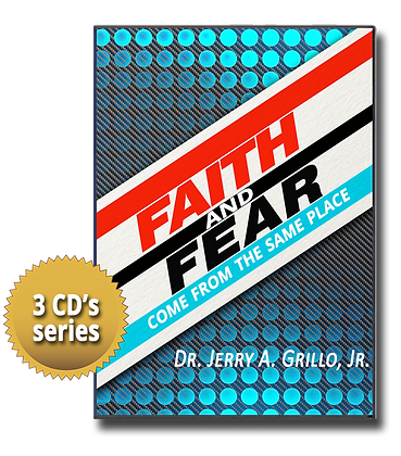 Faith and Fear Come From the Same Place