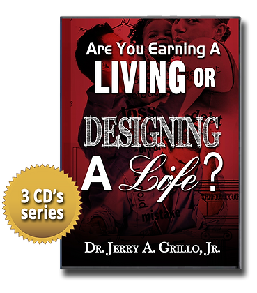 Are You Earning A Living or Designing A Life