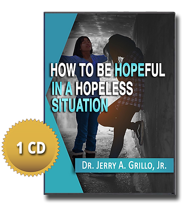 How to be Hopeful in a Hopeless Situation
