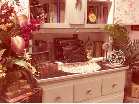 "Follow The Storyteller's Cottage ""Sparking Creativity"" Blog on Bloglovin!"