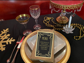 """How to Host a """"Great Gatsby"""" Themed Jazz Supper Club"""