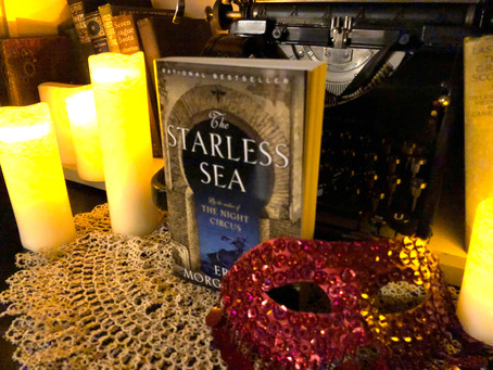 """How to Host a Masquerade Ball Inspired by """"The Starless Sea"""""""