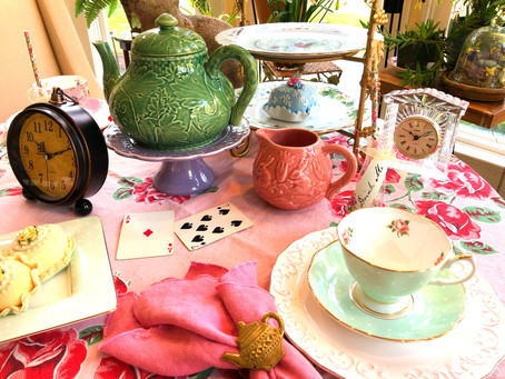 How to Host an Alice in Wonderland Tea Party