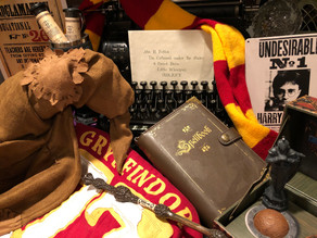 """How to Host a """"Hogwarts at Night"""" Harry Potter Party for Grownups - Pt 1"""
