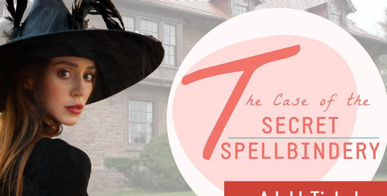 The Case of the Secret Spellbindery: Adult Ticket