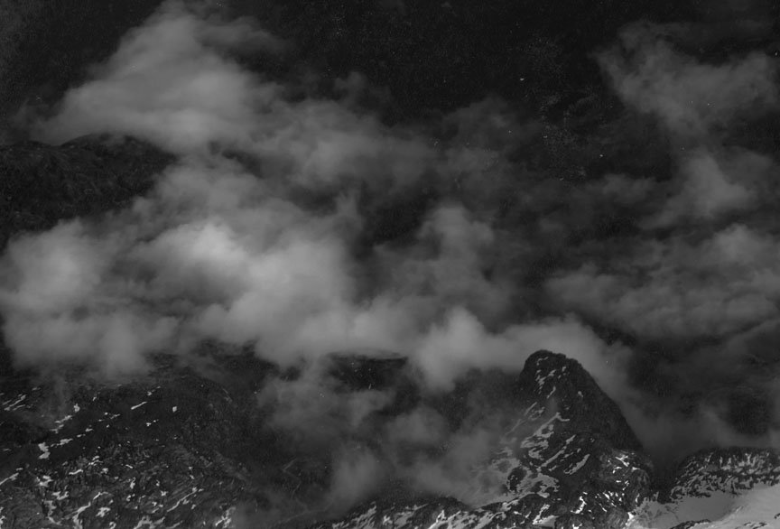 'Mountains Above, Depths Within' Limited Edition A5 Print
