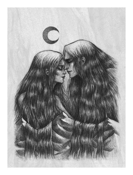 'Reminiscence' by Vilde Dyrnes Ulriksen   Mokinzi Art