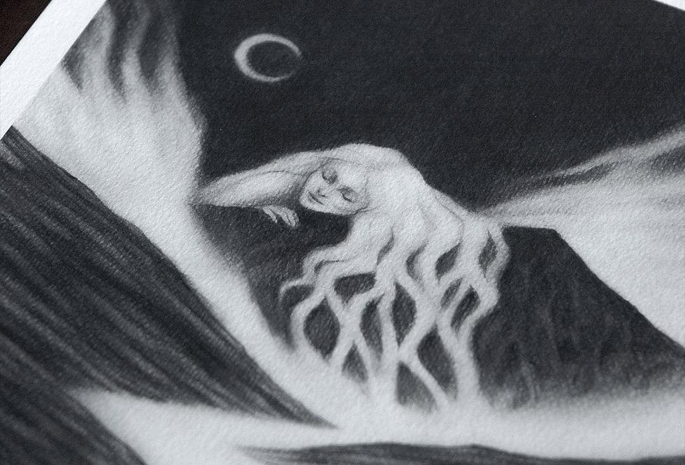 'Slumber' Limited Edition Print