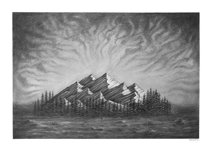 'A Place of Forgotten Tales' by Vilde Dyrnes Ulriksen   Mokinzi Art