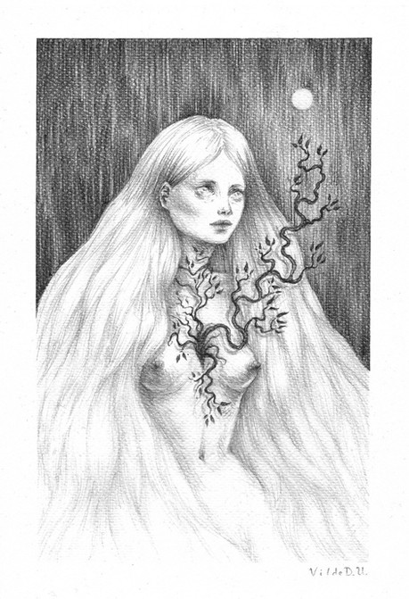 'Growing Pains. Symbiosis' by Vilde Dyrnes Ulriksen | Mokinzi Art