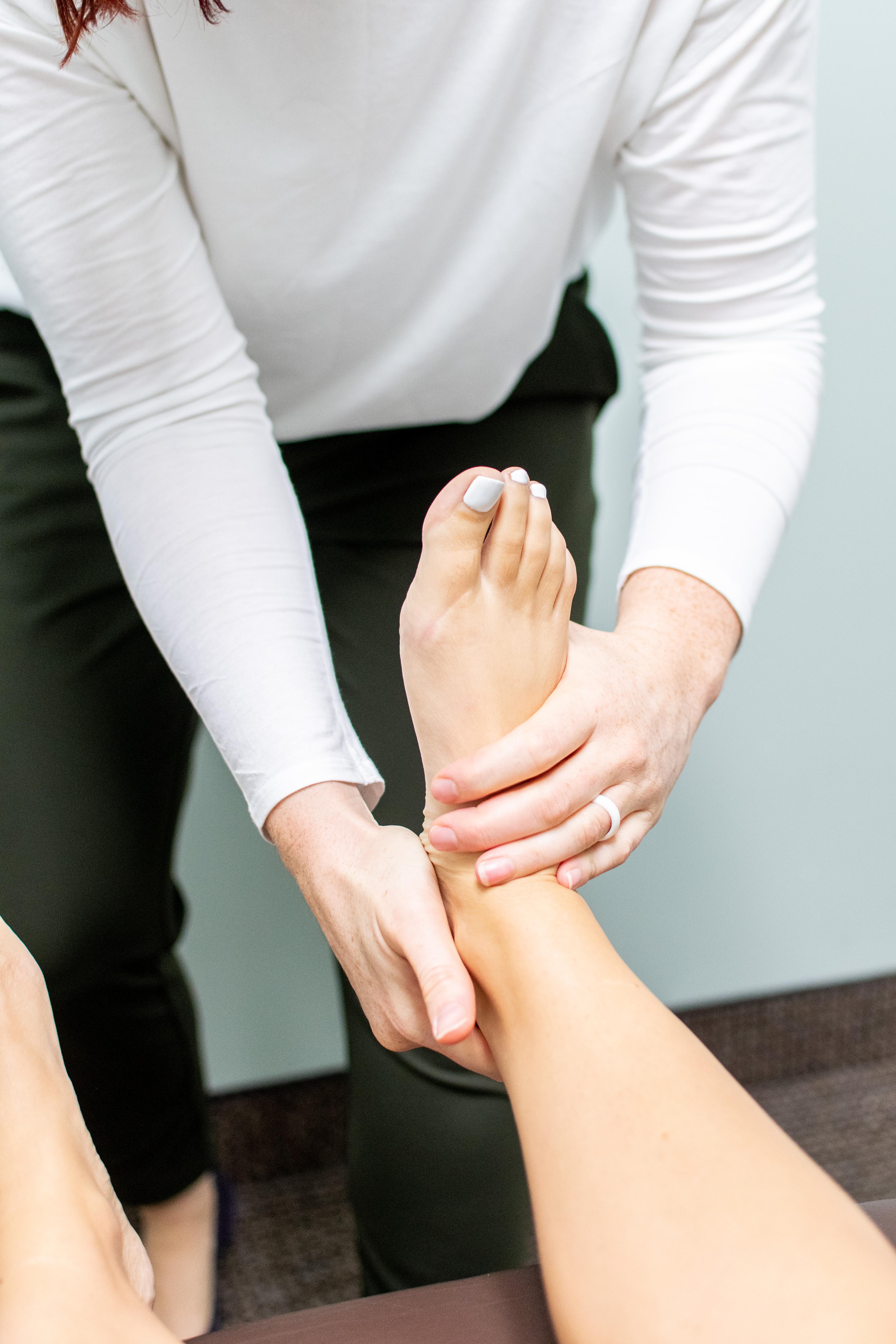 Virtual Foot Examination