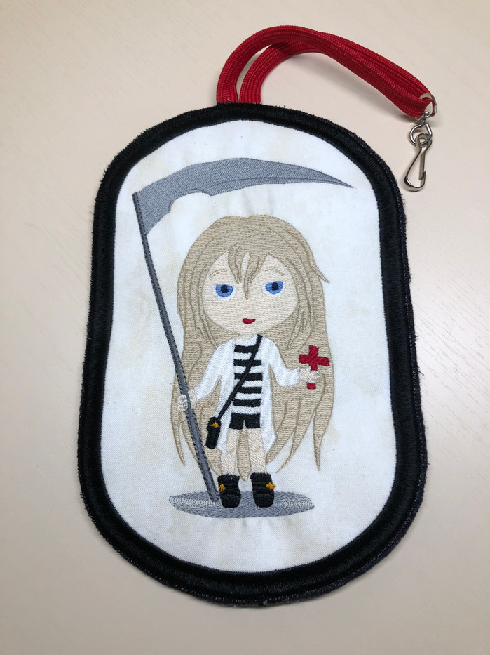 Backpack Fob