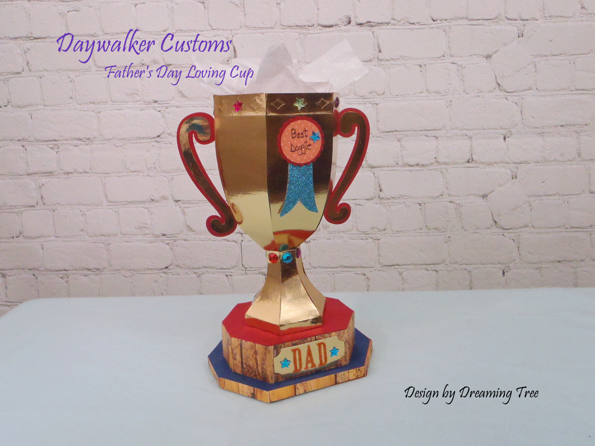 Father's Day Loving Cup