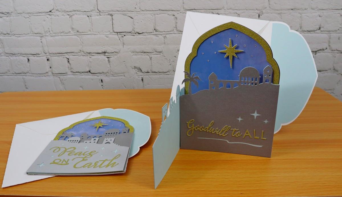 Peace Christmas Card