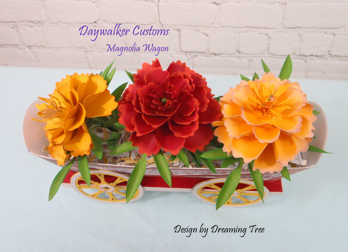 Magnolia Wagon