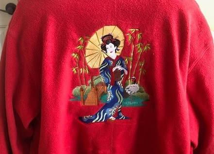 Geshia Jacket