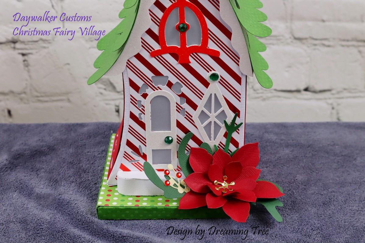 Christmas Fairy Village
